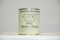 Rind u. Fisch Dose